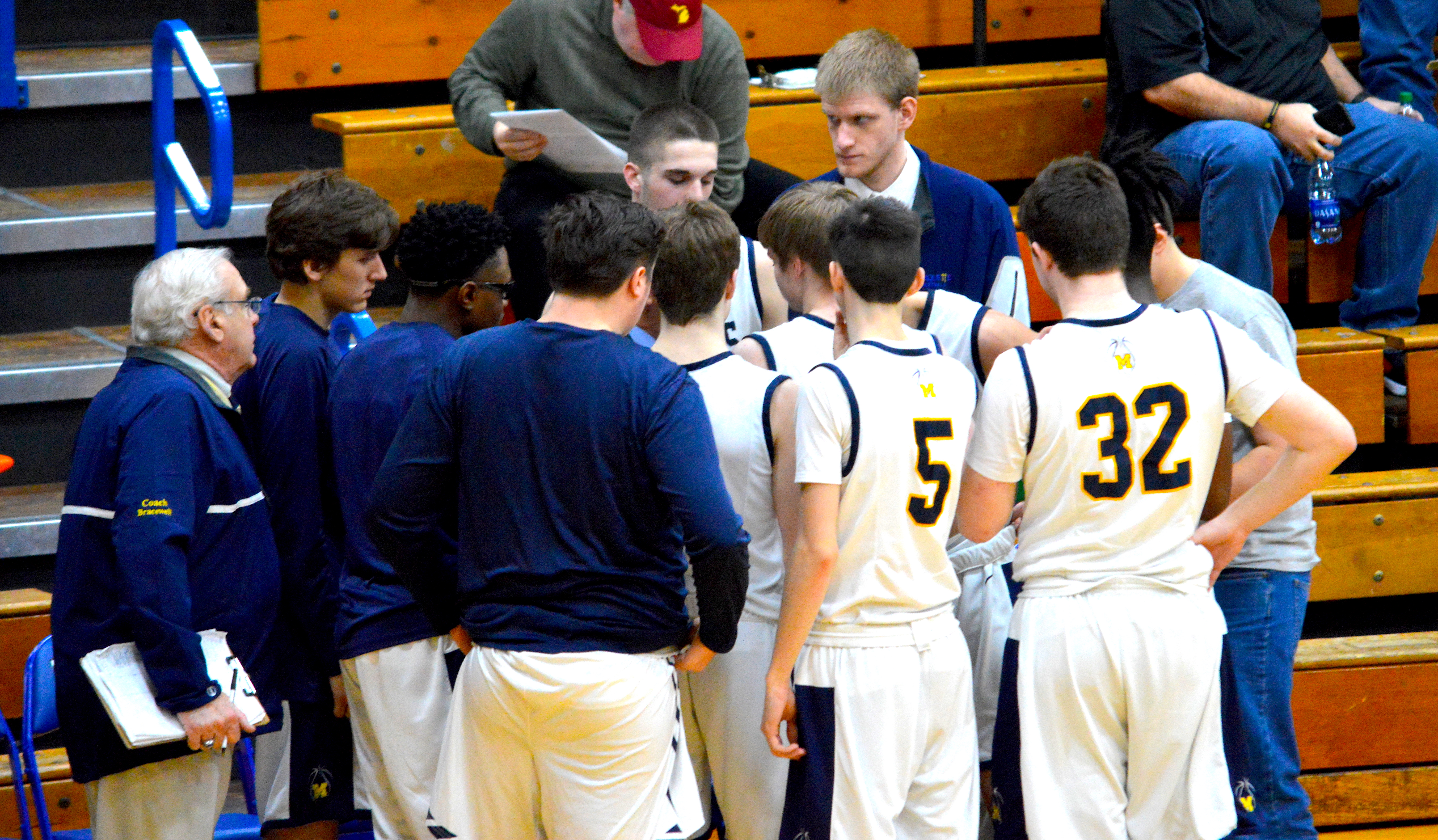 Courageous Comeback Falls Short in Overtime Loss to Andrean