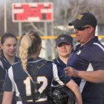 Girls Varsity Softball falls to South Central High School – Union Mills 6 – 1