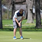 Sakich Medals as Blazer Golf Takes 1st at Beechwood