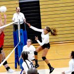 Lady Blazers Drop Thursday Match to Andrean