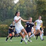 Salyer Scores in Defeat to Griffith Wednesday