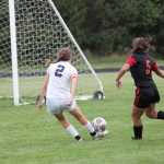 Salyer Scores Twice as Marquette Downs Bishop Noll in PKs