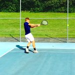 Bardol Wins Atop Singles, but Blazers Fall 4-1