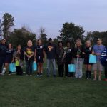 Lady Blazers Upend E.C. Central on Senior Night