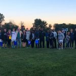 Blazers Celebrate 11 on Senior Night