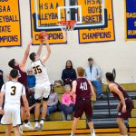 Blazers Fend Off Late Rally to Upend Winamac