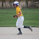 Johnson Leads Lady Blazers to Shutout over ECC