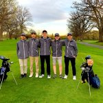 Blazers Split with Andrean, Bishop Noll on the Links