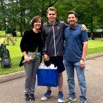 Blazer Golf Celebrates Senior Day Friday