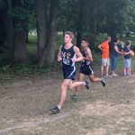 Tarnow Captures 1st Place at New Buffalo Invitational