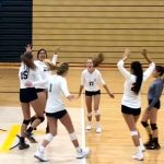 Volleyball Returns to Win Column Thursday