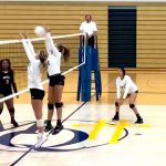 Blazers Fall to Blackhawks in Five-Setter