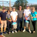 Marquette Honors Bardol, McDonnell on Senior Day