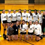 2019 Volleyball Campaign Concludes in Sectional Final