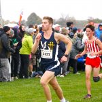 Tarnow Finishes Strong at Semi-State