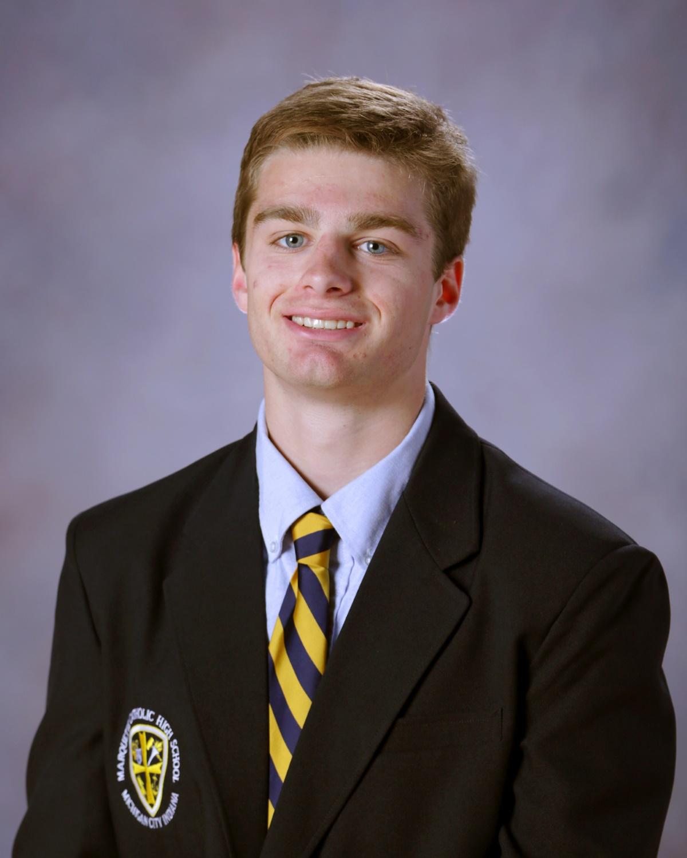 Tarnow Named to IBCA Boys Academic All-State Team