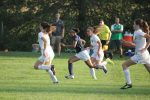 Girls Soccer Falls at Home to Covenant Christian