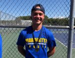 Blazer Tennis Seizes Friday Win at Lake Station