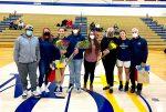 Blazers Assemble Team Victory on Senior Day