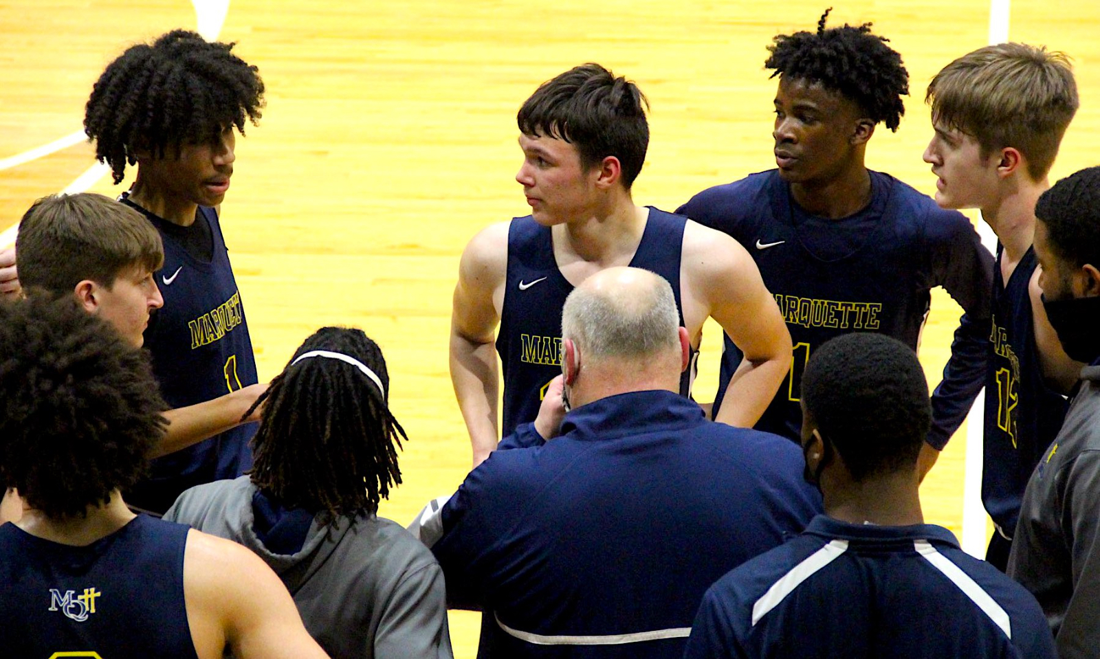 Marquette Falls to Eagles in Sectional 33 Final