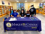 Galindo to Continue Academic, Hoops Career at Bethel