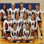 Varsity Volleyball to Compete in Sectionals