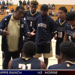 Morse Basketball in the news with KUSI