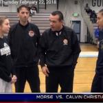 Girls Basketball beats Calvin Christian 65-59