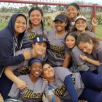 Varsity Softball beat Coronado in first league game!