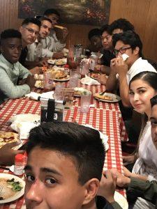 Wrestling Banquet 2018