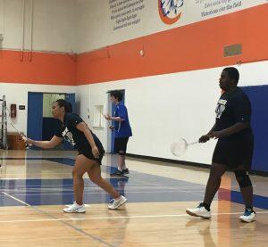 Morse Badminton vs Clairemont 4/18