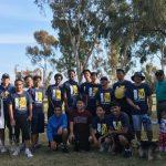 Boys Varsity Tennis finishes 1st place at Kearny