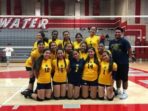JV Volleyball 9/7/18