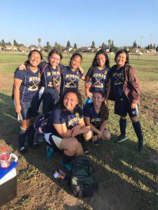 Girls Field Hockey 18-19