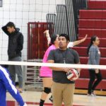 Girls Varsity Volleyball 13Oct18