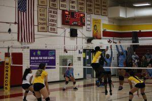 Girls Varsity Volleyball 13Oct18