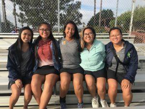 Girls Tennis CIF playoffs '18
