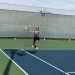 Girl's Tennis Serves Their Way to CIF