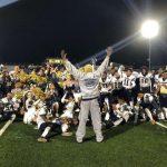 Morse Varsity Football Reach Semifinals