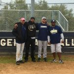 Baseball Alumni Game 2019