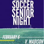 Girls Soccer Senior Night 2/6