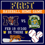Home Opener today! vs Mar Vista 3pm