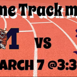 Come support Morse Track Mar.7th