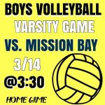 Boys VB vs MB