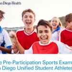Free Physicals Sat. Jun1st @ San Diego High