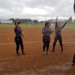 Girls Varsity Softball beats Chula Vista Learning Comm. Cen 14 – 3