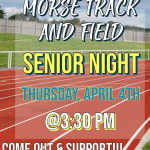 Track Senior Night