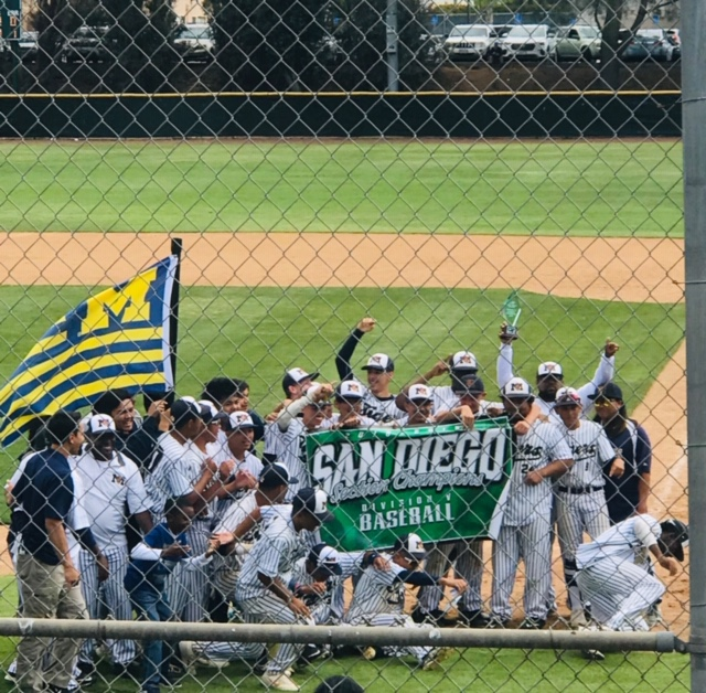 Morse Baseball is CIF Division Champs!