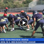 Morse Football in the news