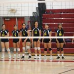 Girls Varsity Volleyball beats Crawford 3 – 1